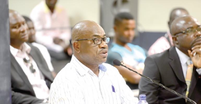 George Amoako