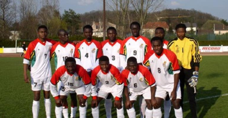 Ghana suffer surprise World Cup setback