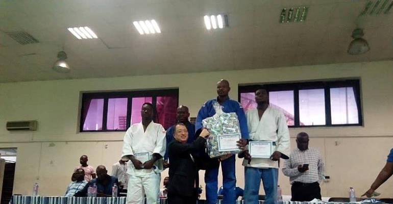 Ghana Judo Prepare For 2020 Olympic Games
