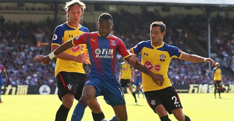 'Jordan Ayew Will Be Scoring Soon' - Crystal Palace Manager