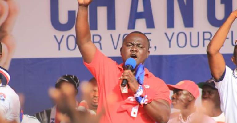 Your Sacrifices In 2016 Won't Be In Vain - Greater Accra Regional NPP Organiser To Volunteers