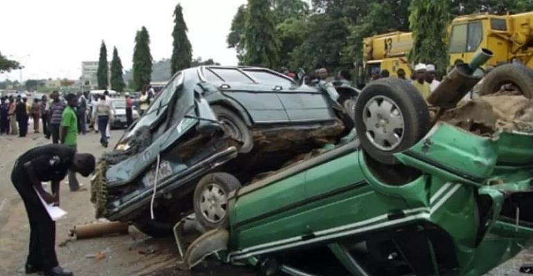 Road Accidents:509 Killed In Ashanti Region In 2018