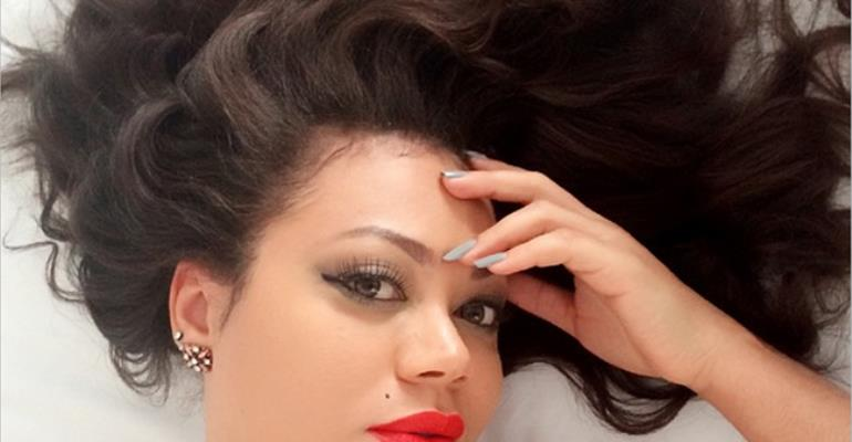Expect more movies from me this year - Nadia Buari