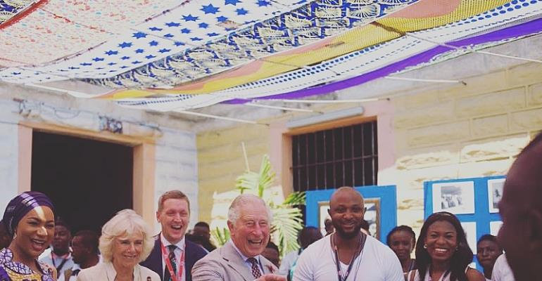 HRH Prince Charles Endorses Education & Sports Project