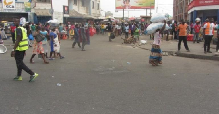 The AMA's Decongestion Of Accra, An Exercise In Futility?
