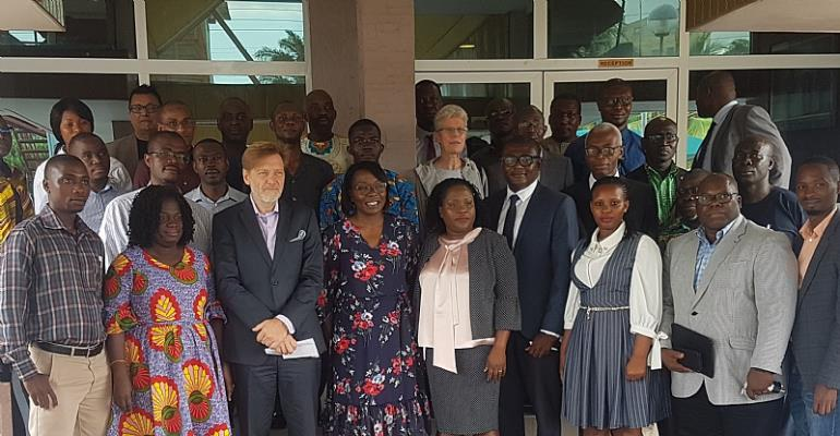 VRA Begins Training On Processes Of Social Impact Assessment In Hydropower Projects