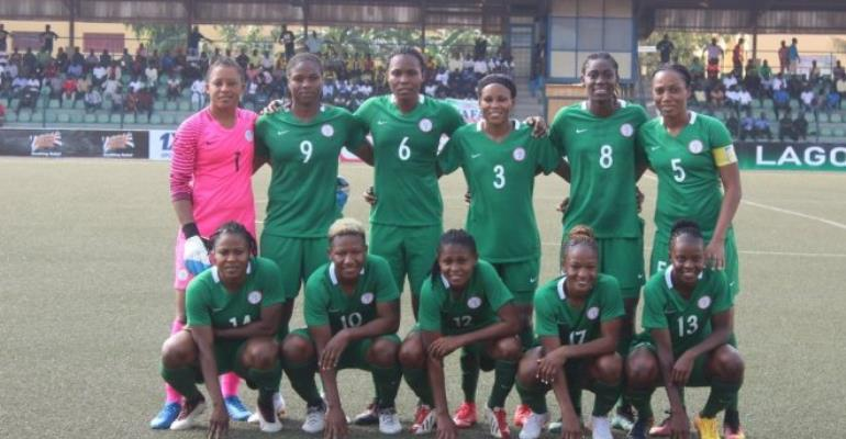 AWCON 2018: Nigeria Super Falcon To Pitch Camp In Abidjan Ahead Of Tournament