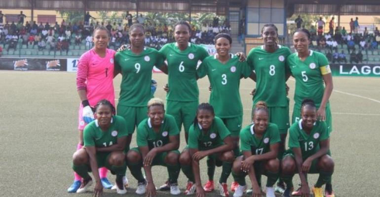 AWCON 2018: Nigeria Super Falcon To Pitch Camp In Abidjan Ahead Of Tournament