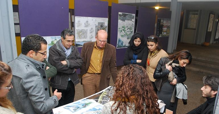 EAC,The Leading School Of Architecture In Casablanca, Morocco,Joins  Honoris United Universities