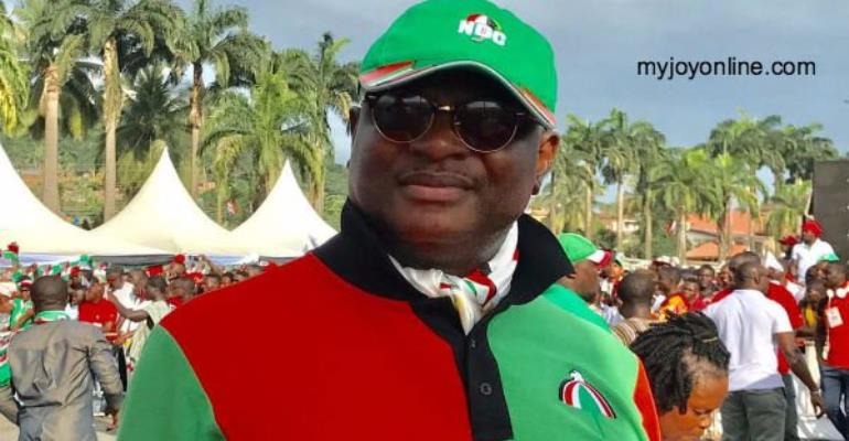 Kojo Bonsu Pledges One Constituency, Two Positions