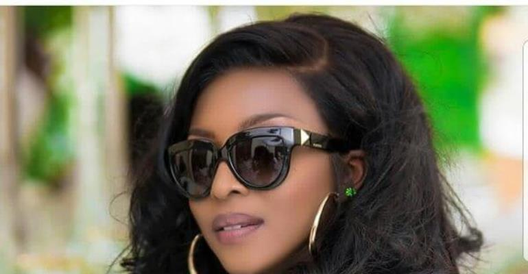 I once recorded a Sex T@p£ with my ex-boyfriend -Yvonne Okoro
