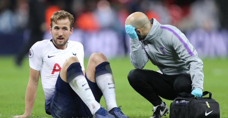 Spurs fans caned as Harry injured and Son rises at Asian Cup