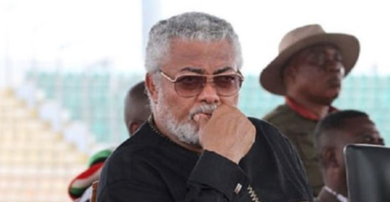 Rawlings' request for extra state land not yet approved – Aide