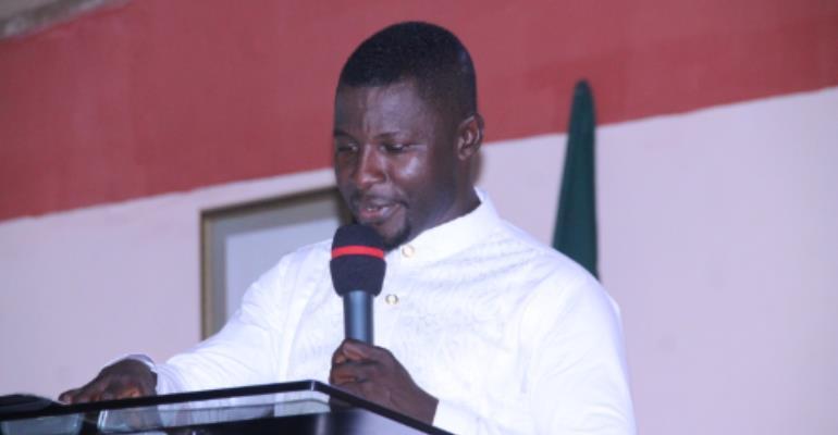 Evangelist Frank Nana Gyesi