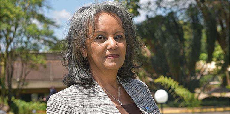 Ms Sahle-Work Zewde