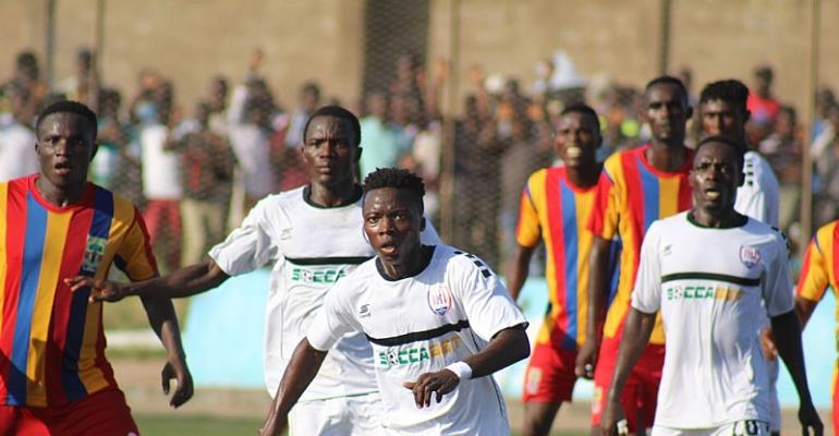 Hearts of Oak To Host Inter Allies FC In 107th Anniversary Cup