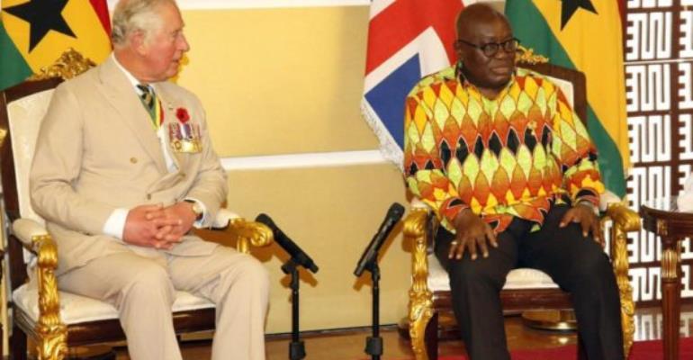 Prince Charles and Akuffo Addo