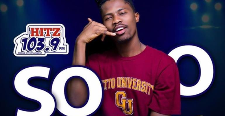 Kwesi Arthur To Rock Fans @ Second Hitz FM SOLO Gig