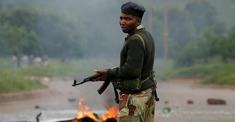 REUTERS/P. Bulawayo