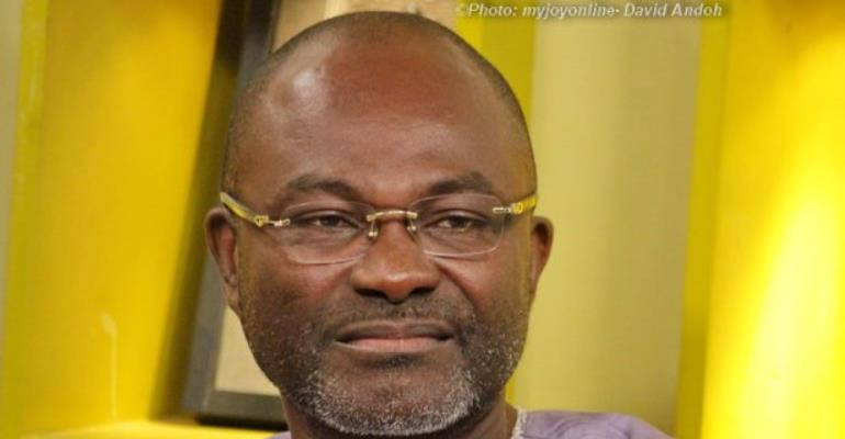 Anas' Lawyer wants Kennedy Agyapong to be questioned on the murder of Ahmed