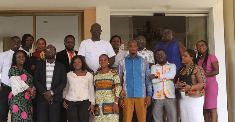 Civil Society Organizations should be setting development agenda not politicians - Kojo Impraim
