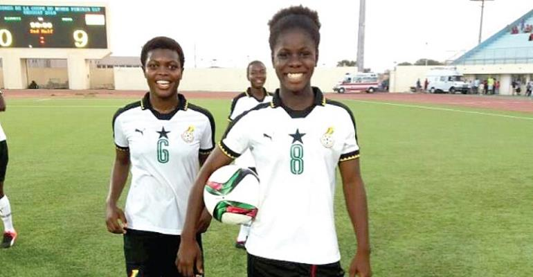 FIFA U-17 WWC: 'We Are Ready For The World Cup' - Black Maidens Captain