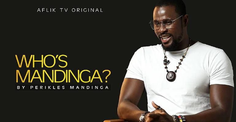 Akeju's Directed Series About Perikles Mandinga Featured On Amazon Prime