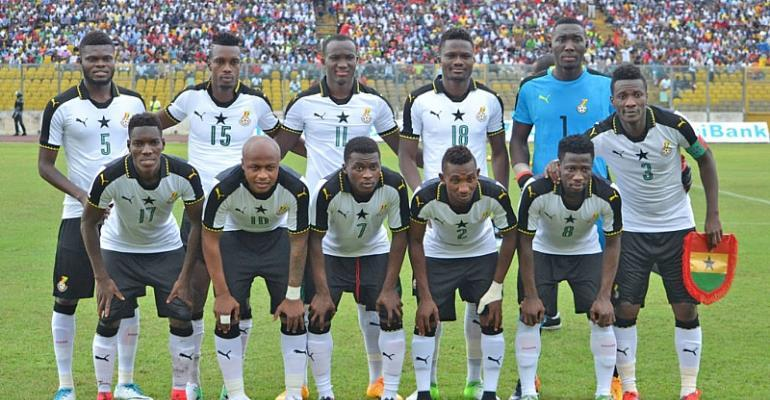 2019 AFCON Qualifiers: Kwesi Appiah Announce Squad For Ethiopia Clash