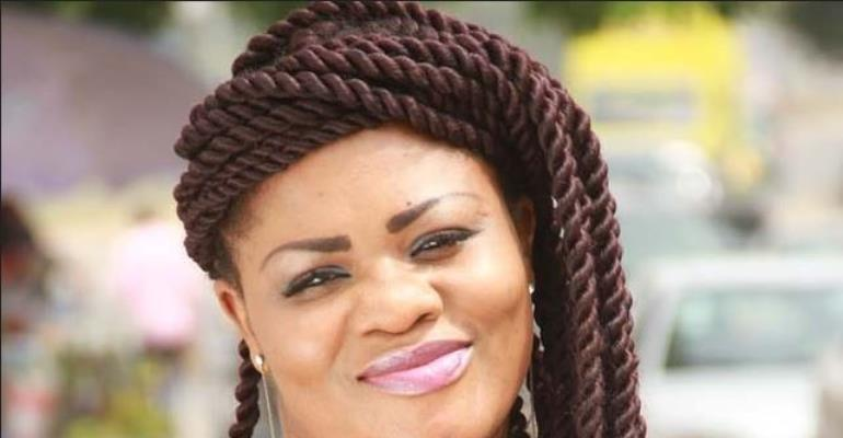 Obaapa Christy Explains Why She Changed Her Name