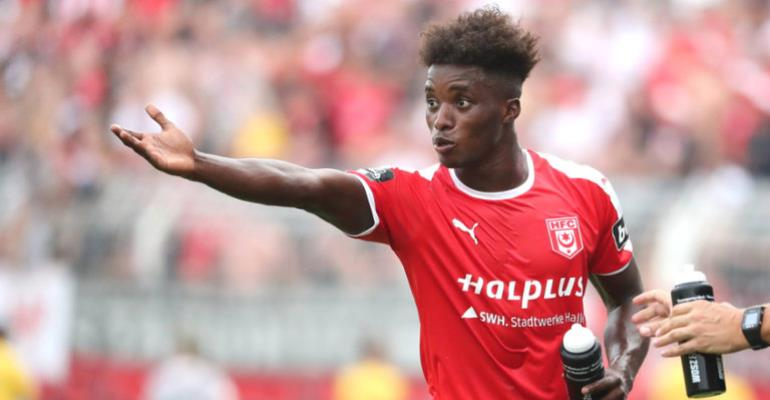 FC Carl Zeiss Fined 2000 Euros Over Racist Chants Against Ghanaian Youngster Braydon Manu