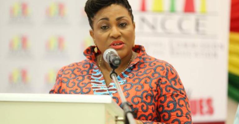 Mrs. Josephine Nkrumah