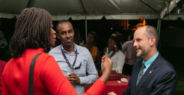 US Embassy Empowers African Youth Leadership