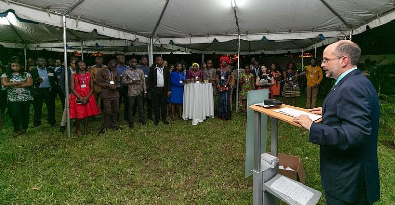 U.S. Embassy Accra Promotes Youth Leadership And Unity Across Africa