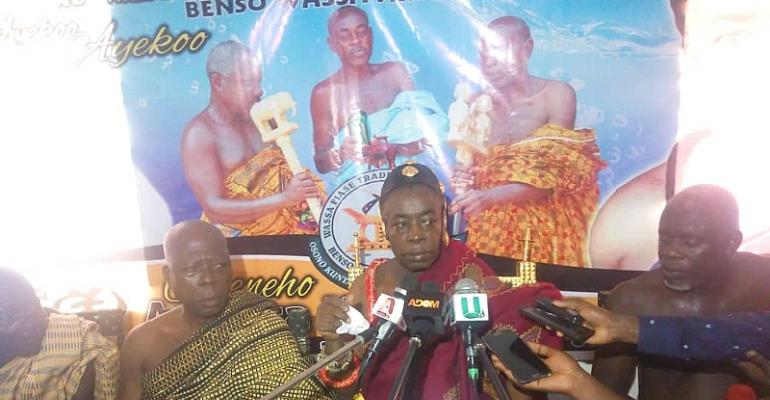 Wassa Fiase Manhene Calls For Justice And Seeks Reinstatement