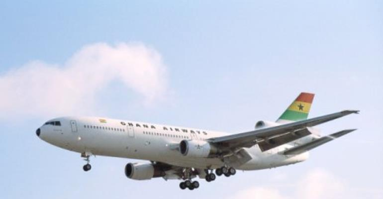 More Headache For Ghana Airways