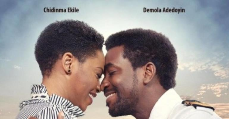 CHIDINMA STARS IN HER FIRST FEATURE FILM 'THE BRIDGE'