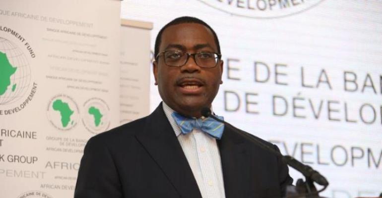 Akinwumi Adesina, President of AfDB