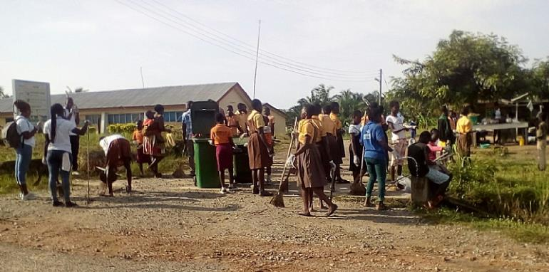 Teachers Urged To Inculcate Communal Spirit In Their Students To Improve Sanitation