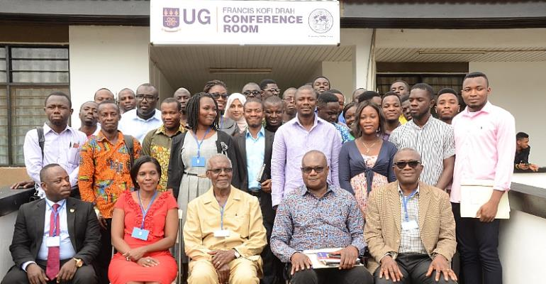 Ghana Gets Its First Political Science Association