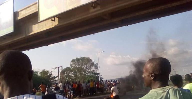 Police Says 24 killed, 164 injured On Adenta Highway In 2018