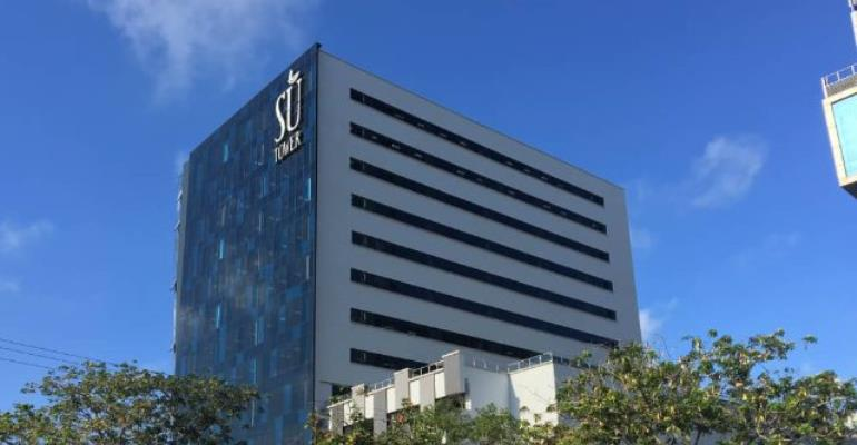 The epicentre of business; SU Tower inaugurated in Accra
