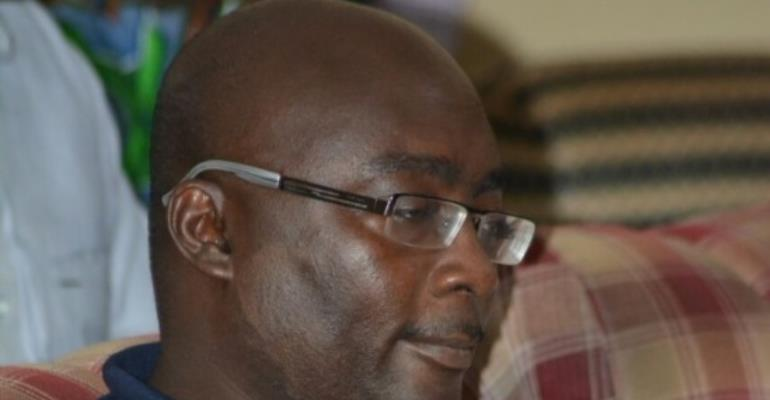 Bawumia Undergoing Medical Tests After Feeling Ill