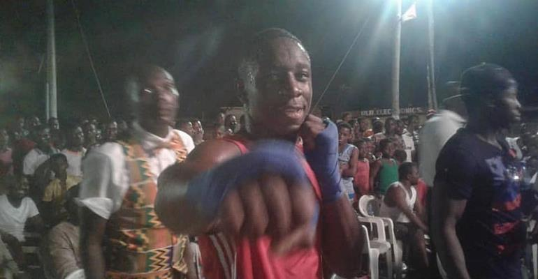 Results From Seventh Week Of Bukom Fist Of Fury Boxing League