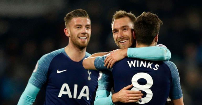 Winks Earns Spurs Injury-Time Win But Ranieri Insists Fulham Are Still 'Alive'