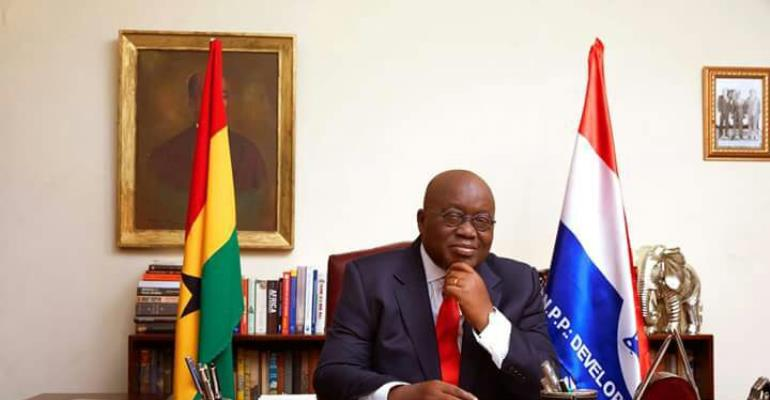 NPP Germany Congratulates The President Elect Of The Republic Of Ghana