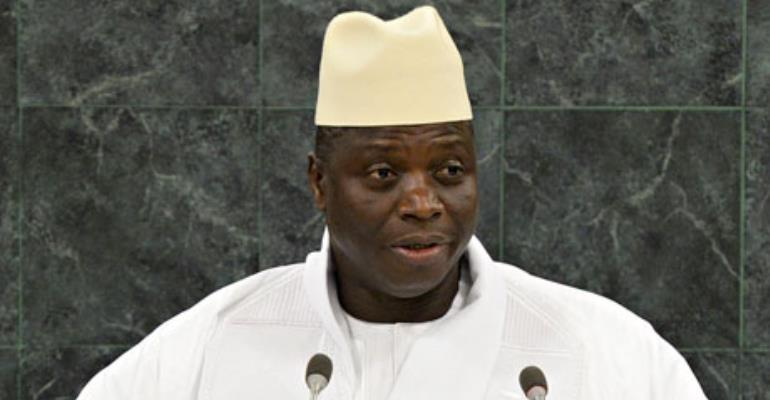 Gambia: Incumbent Jammeh rejects election result