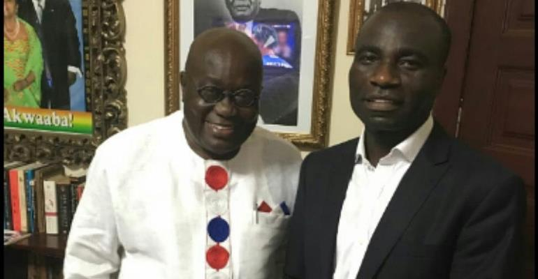 NPP Germany Congratulates Nana Akufo-Addo On His Tremendous Achievement In His First Year