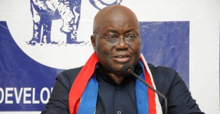 I'll fight corruption but won't witch-hunt NDC – Akufo-Addo