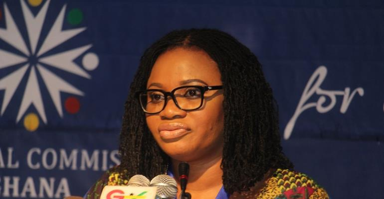 """NPP Sacks Charlotte Osei with an """"Overcrowded Front Seat """"Charge"""