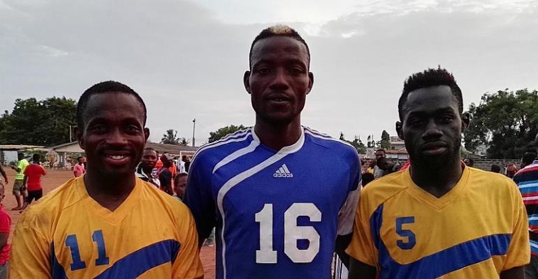 2016 McDan Peace Football Tournament Final: Who win $1,000 - La Court or La Kakramadu?